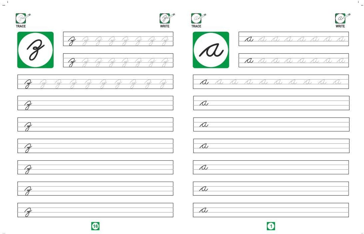 Worksheets Abc Cursive Writing cursive writing small abc apk download free books reference poster