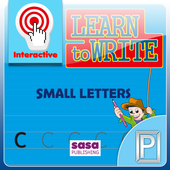 Learn to Write Small Letters icon