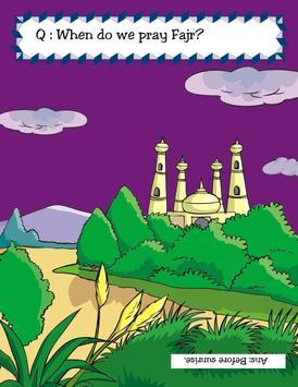Islamic Quiz Series Book 2 apk screenshot