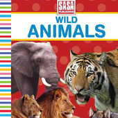 Board Prschool Wild Animals icon