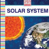 Preschool Board Solar System icon