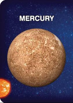 Preschool Board Solar System poster