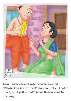Raman of Tenali 4 apk screenshot
