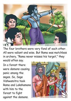 Stories from Indian Mythology1 apk screenshot