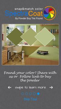 SpectraCoat Snap & Match Color apk screenshot