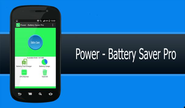 Best Power Battery SaverPro poster