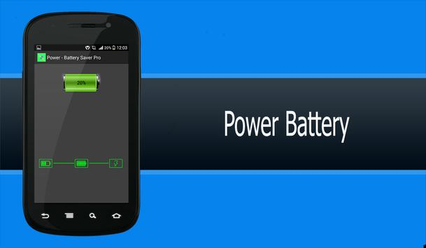 Best Power Battery SaverPro apk screenshot