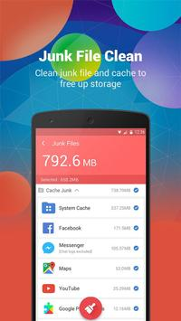 Fast Cleaner - Speed Booster apk screenshot