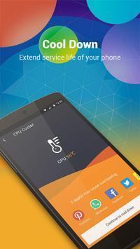 Fast Cleaner - Speed Booster apk screenshot