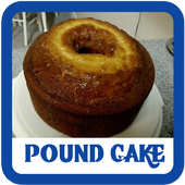Pound Cake Recipes Full icon