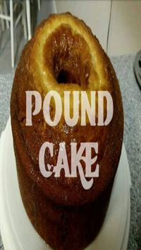 Pound Cake Recipes Full poster