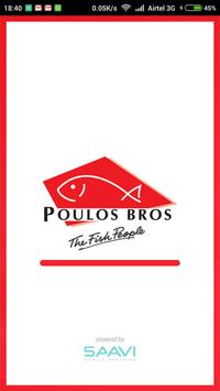 Poulos Bros Foodservice poster