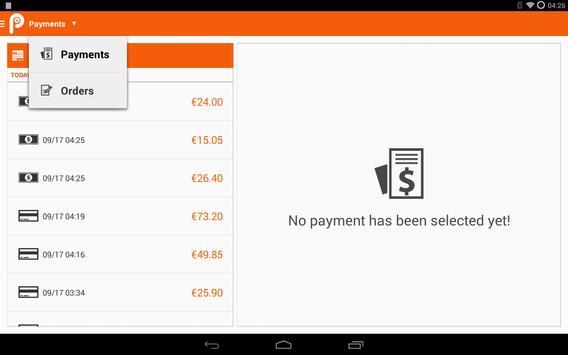 Pozool POS point of sale free apk screenshot