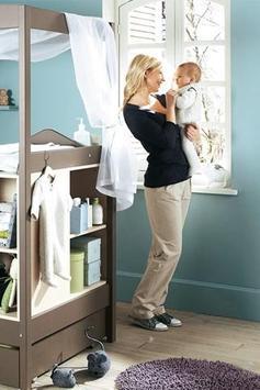 Baby Room Design poster