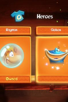 Guide Rayman For Fiesta Run poster