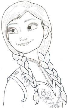 How to draw Frozen apk screenshot