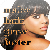 How To Make Hair Grow Faster icon