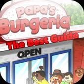 The Best Papas Burgeria Guide icon