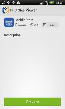 PPC Sales Viewer apk screenshot