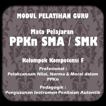 Modul GP PPKn SMA/SMK KK-F apk screenshot