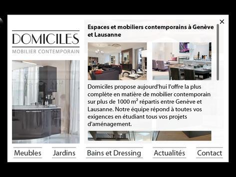 Domiciles apk screenshot