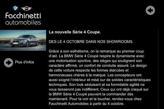 Facchinetti Automobiles apk screenshot