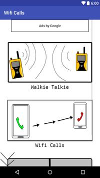 Wifi Calls poster