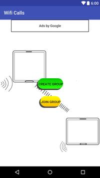 Wifi Calls apk screenshot
