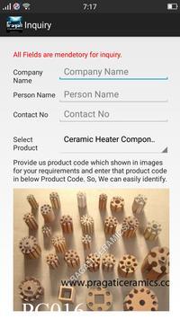Pragati Ceramics apk screenshot