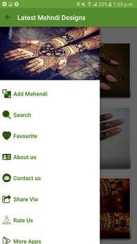 Latest Mehndi Designs apk screenshot