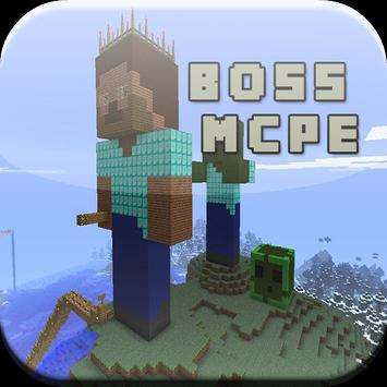 Boss MCPE poster