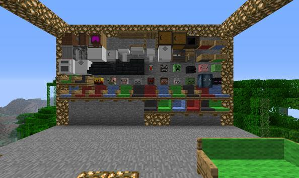 Furniture Mods apk screenshot