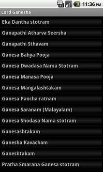 Hindu Stotras apk screenshot