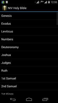 NIV Holy Bible apk screenshot