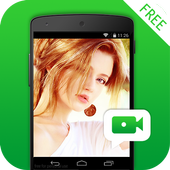 Live Video Chat Message Advice icon