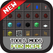 Tools MODS For MCPE icon