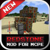 Redstone MOD For MCPE icon