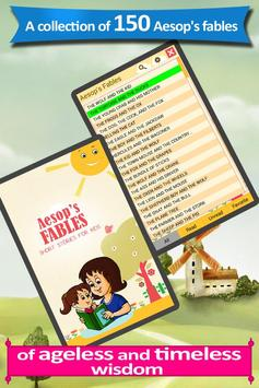 Aesops Fables stories for kids poster