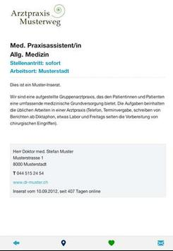 praxisstellen.ch apk screenshot
