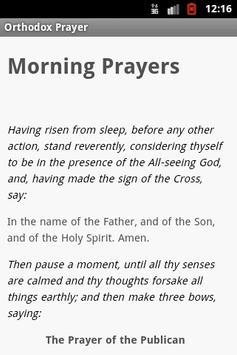 Orthodox Prayer Book apk screenshot