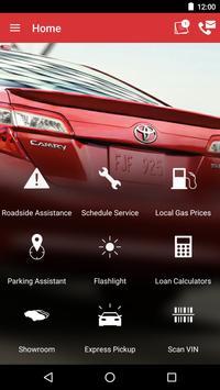Canyon Creek Toyota DealerApp poster