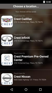 Crest Auto Group DealerApp poster