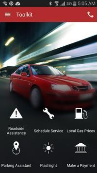 Garry Small Saab DealerApp poster