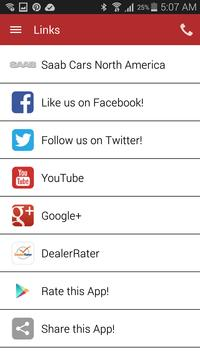 Garry Small Saab DealerApp apk screenshot
