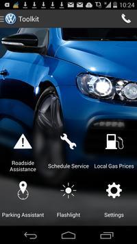Trend Motors VW DealerApp poster