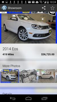 Trend Motors VW DealerApp apk screenshot