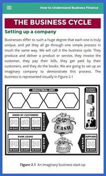 MBA Financial apk screenshot