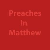 Preaches In Matthew icon