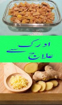 Adrak(Ginger) k Fwaid. poster
