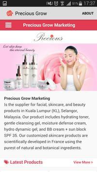 Preciousgrow.com poster